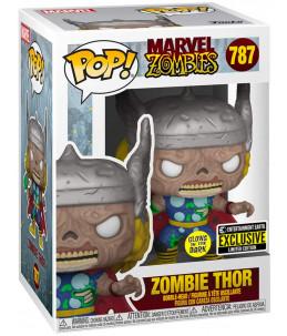 Funko POP! Marvel Zombie n°787 Zombie Thor (GITD Entertainment Earth Exclusive)