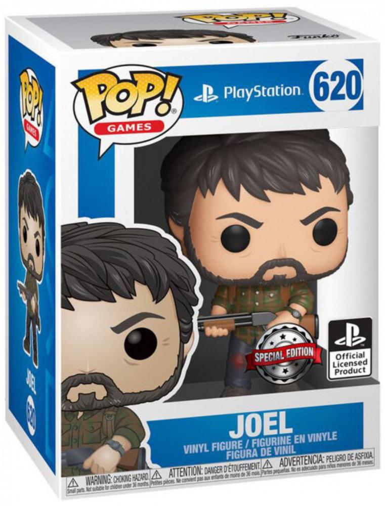 Funko POP! The Last Of Us n°620 Joel (Special Edition)