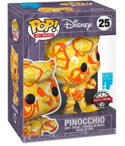 Funko POP! Disney Art Series n°25 Pinocchio (Special Edition)