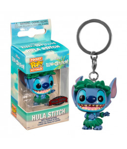 Funko Pocket POP! Keychain Lilo & Stitch - Hula Stitch (Special Edition)