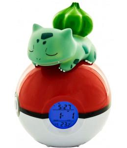 TEKNOFUN Pokémon Radio Reveil - Bulbizarre