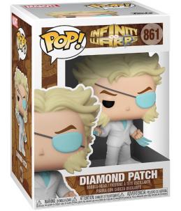 Funko POP! Infinity Warps n°861 Diamond Patch