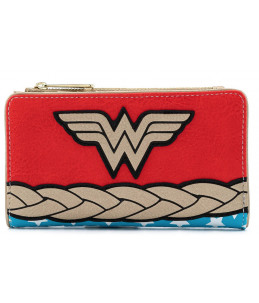 Loungefly Porte-Feuilles DC - Wonder Woman