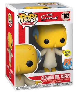 Funko POP! The Simpsons n°1162 Glowing Mr. Burns (GITD PX Previews Exclusive)
