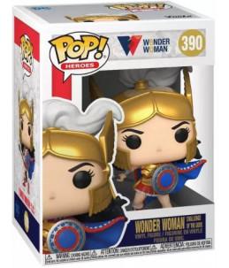 Funko POP! Wonder Woman n°390 Wonder Woman (Challenge of the Gods)