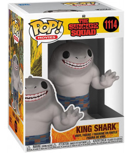 Funko POP! The Suicide Squad n°1114 King Shark