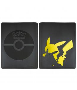 """[ULTRA PRO] Pokémon Elite Series 9-Pocket Zippered PRO-Binder """"Pikachu"""""""
