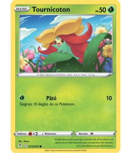 FR Pokémon Carte EB07 015/203 Tournicoton
