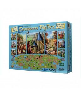 CARCASSONNE Jeux De Société (BIG BOX)