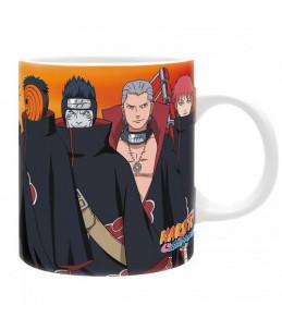 Naruto Shippuden Mug akatsuki