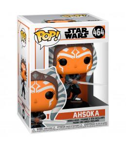 "Funko POP! Star Wars ""Ahsoka"" avec sabres"