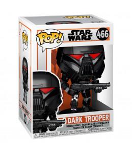 "Funko POP! Star Wars Mandalorian n°466 ""Dark Trooper BAttle"""