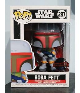 Funko POP! Star Wars n°297 Boba Fett (Spécial édition)