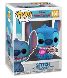 Funko POP! Lilo & Stitch n°1045 Stitch (Flocked Special Edition)