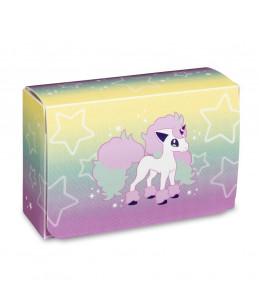 POKEMON CENTER Double Deck Box - Ponyta de Galar