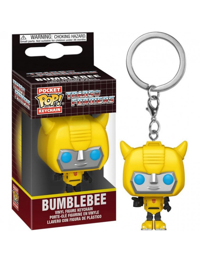 Funko Pocket POP! Keychain Transformers - Bumblebee