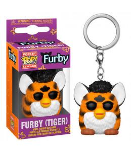 Funko Pocket POP! Keychain Jeux Vintage Furby (Tiger)