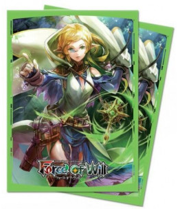 """x1 Ultra Pro - Sleeves Standard Force Of Will L1 - V1"""" 66x91mm"""""""