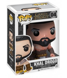 Funko POP! Game Of Thrones n°04 Khal Drogo