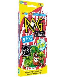 """POG Pack de 5 """"Original Vintage"""""""