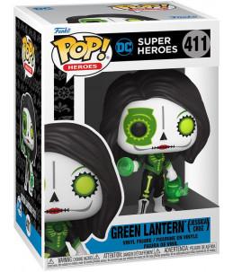 Funko POP! DC Comics n°411 Green Lantern (Jessica Cruz)