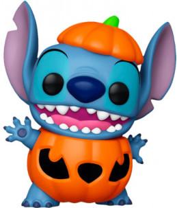 Funko POP! Disney n°1087 Pumpkin Stitch (Special Edition)