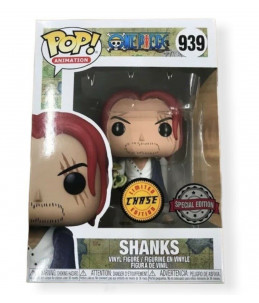 Funko POP! One Piece n°939 Shanks (Special Edition) CHASE