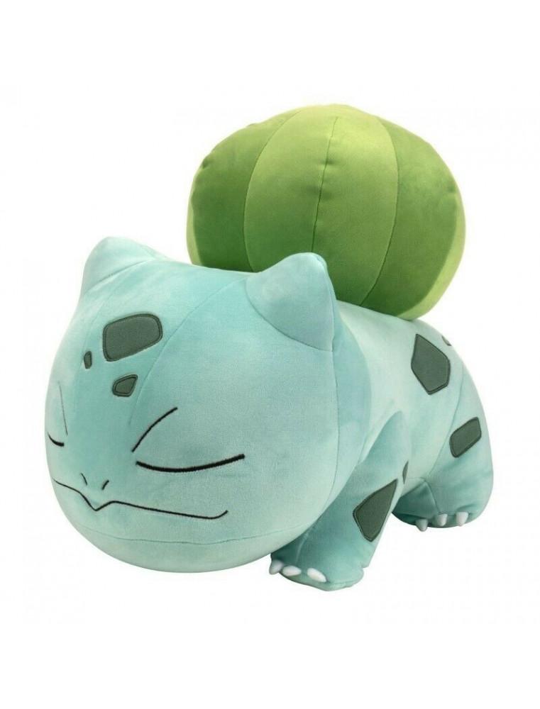 BOTI Pokémon Peluche - Bulbizarre  Sleeping 45 cm