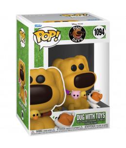 Funko POP! Disney Dug Days n°1094 Dug With Toys
