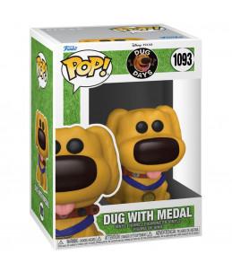Funko POP! Disney Dug Days n°1093 Dug With Medal