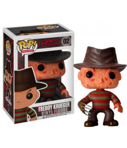 Funko POP! A Nightmare On Elm Street n°02 Freddy Krueger