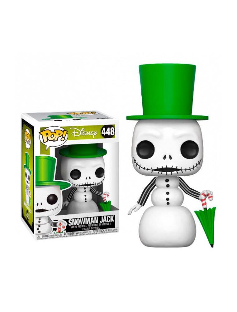 Funko POP! Disney n°448 Snowman Jack