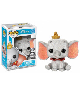 PRECO 24/10/20 Funko POP! Disney n°50 Dumbo (Diamond Glitter) (Exclusive)
