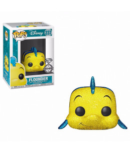 PRECO 24/10/20 Funko POP! Disney n°237 Polochon  (Diamond Glitter) (Exclusive)