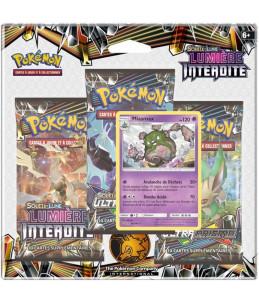 [FR] Pokémon Tripack « SL6 Lumière Interdite » Miasmax