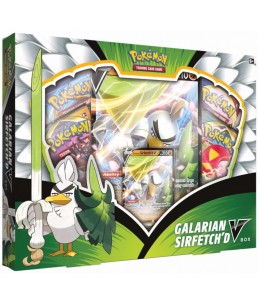 [FR] Pokémon Coffret Palarticho de Galar V