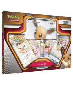 [FR] Pokémon Coffret Evoli GX