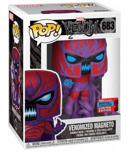 Funko POP! Venom n°683 Venomized Magneto (2020 Fall Convention Exclusive)