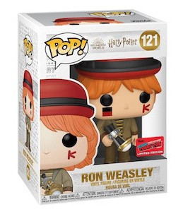 Funko POP! Harry Potter n°121 Ron Weasley (2020 Fall Convention Exclusive)