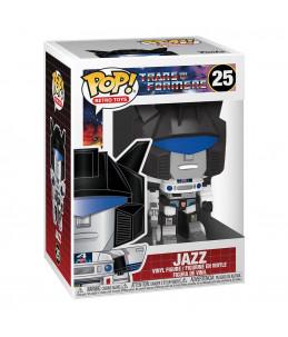 PRECO 31/01/21 Funko POP! Transformers n°25 Jazz