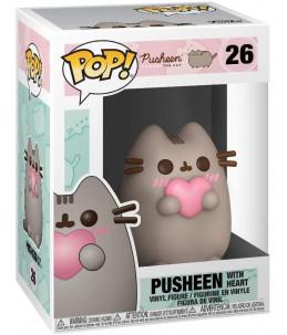 Funko POP! Pusheen The Cat n°26 Pusheen with Heart