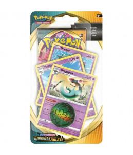 "[EN] Pokémon ""EB03 Darkness Ablaze"" Premium Checklane Blister - Dragapult (Lanssorien)"