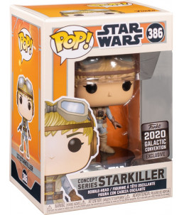 Funko POP! Star Wars n°386 Concept Series Starkiller (2020 Galactic Convention Exclusive)