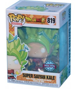 Funko POP! Dragon Ball n°819 Super Saiyan Kale (Special Edition)