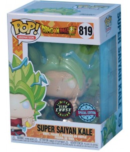 Funko POP! Dragon Ball n°819 Super Saiyan Kale (Special Edition) CHASE
