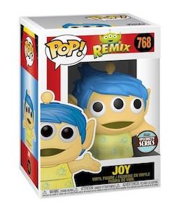 Funko POP! Alien Remix n°768 Joy (Specialty Series)