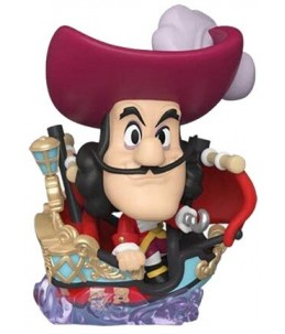 Funko Minis Disney 65TH Anniversary - 05 Captain Hook