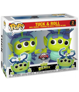 PRECO 30/11/20 Funko POP! Alien Remix 2PACK Trick & Roll (Special Edition)