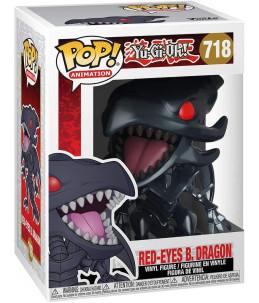 Funko POP! Yu-Gi-Oh! n°718 Red Eyes Black Dragon