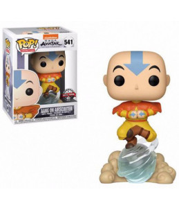 Funko POP! Avatar n°541 - Aang On Airscooter (Special Edition)